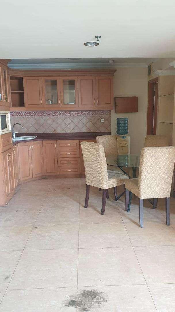 Apartemen Taman Rasuna disewakan 2, city view, bagus, siap hu 0