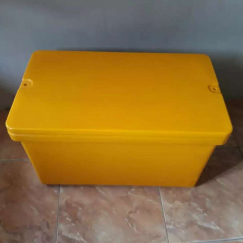 Coolbox 60liter (harga Nego) baru dipakai seminggu 0