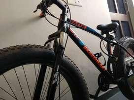 Fat bike 21 gear
