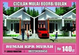 Rumah murah KPR DP 0%
