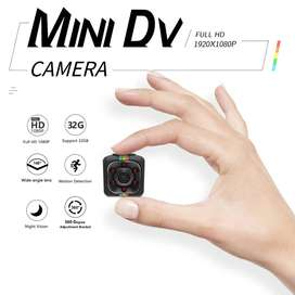Full HD Spy Mini Audio Video Recording New Camera With Night Vision