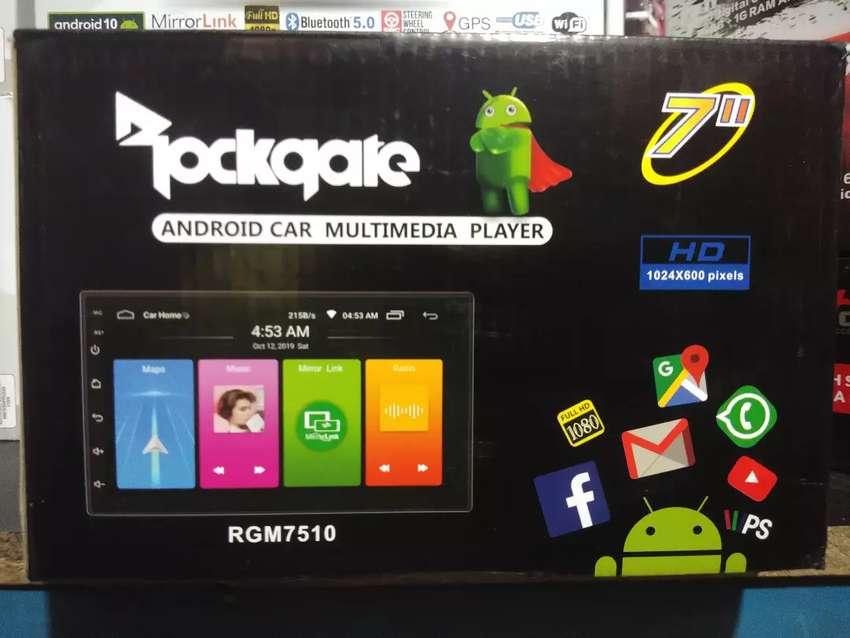 Android 7 inchi merek rockgate Ram 1 gb rom 16gb Bluetooth full hd