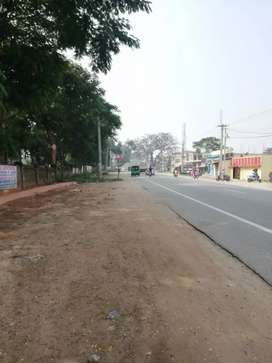 CNT Free 15 D Fully Commercial On Road Facing  Plot Sidrol Ranchi
