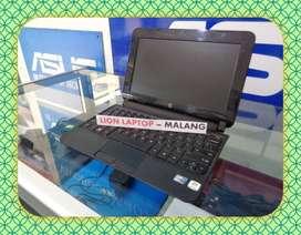 Laptop Bekas HP Mini 110-3500 Biru Intel Atom N570 1,5Ghz
