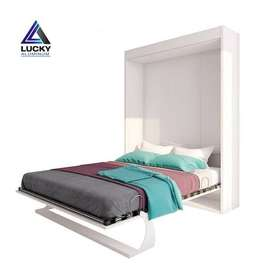 Double Bed Folding Wall