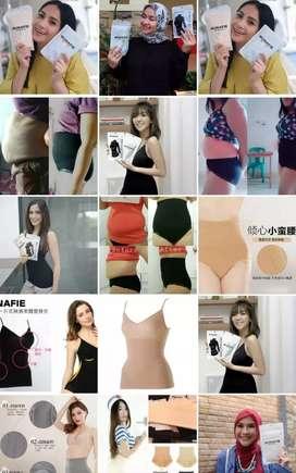 Korset Pengecil perut Body SlimFit