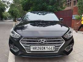 Hyundai Verna CRDi 1.6 AT SX Plus, 2017, Diesel