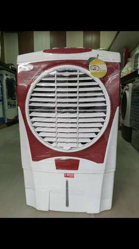 AC cooler 1 year warranty new brand home delivery service