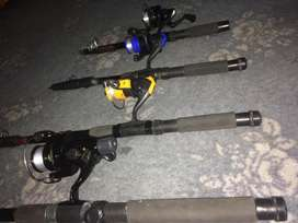 We Have All Types Of Fishing Products
