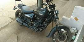 Want to sell my avenger 220 cc modified