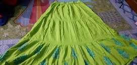 Resale Beautiful dress and long skirts