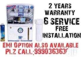 Friday sale on new aquafresh ro 2 year warranty