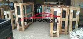 KACA MOBIL AUDI A4 + LAYANAN HOME SERVICE KACAMOBIL