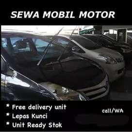 Ready sewa rental mobil motor dijogja