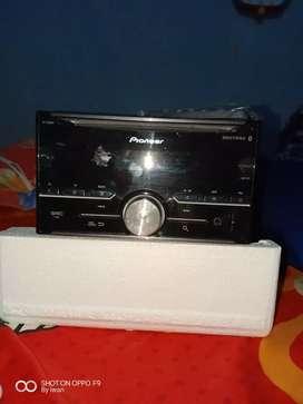 Tape mobil pioneer tipe FH-S505BT ex Brio
