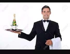 Waiter for a Bar