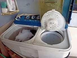 Panasonic 6.8 Kg Semi Automatic Washing Machine