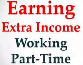 Online free part-time home work job