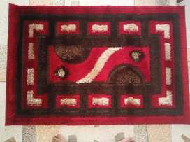 New Home Rug Red