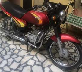 Motorcycle K-Bajaj Caliber