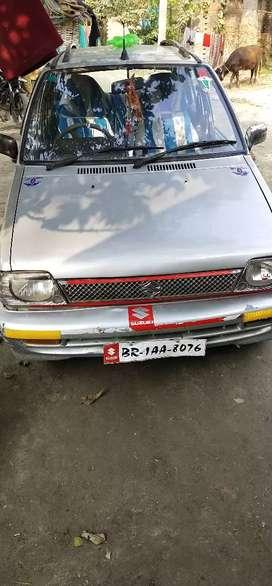 Maruti Suzuki 800 non ac