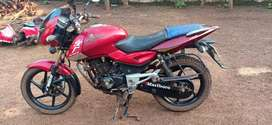 Pulsar 150 UG3 with good condition
