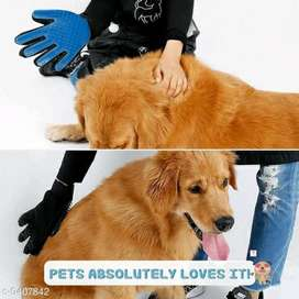 New Grooming gloves for dogs and cats with free home delivery