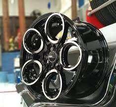 CIRCLE L1539 HSR R17X75/85 H8X100-114,3 ET40/35 BMF