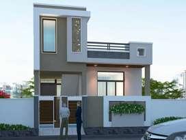 2 Bhk 88 Sq Yard Society Patta Loanable Villa in Sirsi