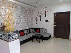 Fully furnished 3BHK available for rent immediately