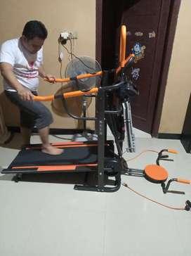 The best Treadmill manual 6 fungsi TM 004 Terlengkap