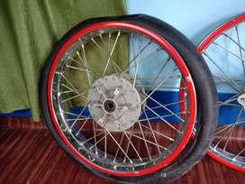 Royal Enfield spoke wheel Brand New original