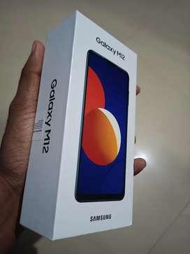 Samsung M12 6GB 128GB White