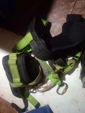 Safety belt sefty jacket brand new