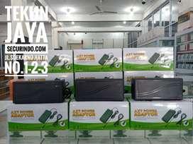 Adaptor 12V 5A untuk Alat perekam kamera cctv