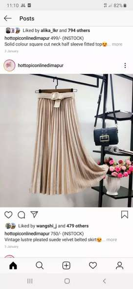 Free size,  brand new skirt