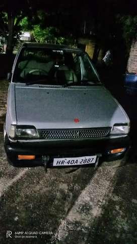 Maruti Suzuki 800 2004 bilkul ok car ha AC full working