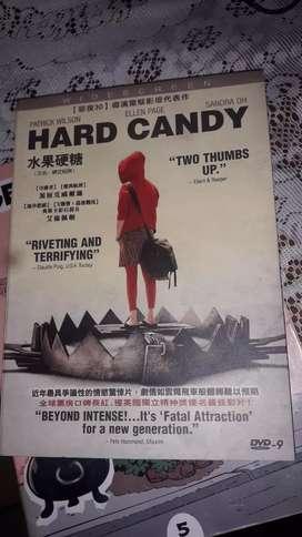 Dvd impor original hard candy