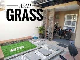 Rumput sintetis dekorasi taman termurah se-Indonesia, lapangan futsal