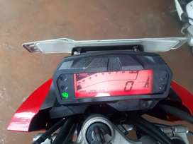 Model 2018 Fzs good condition