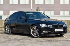 BMW 328i Sport NIK 2014 Black Sapphire On Black