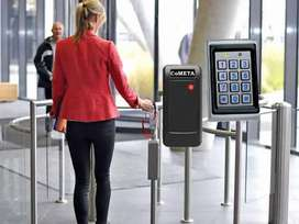 Rfid Cards & codes Access control System Electric Door lock