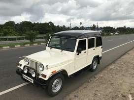 Mahindra jeep marshel