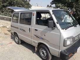 Maruti Suzuki Omni Van Petrol With Cng
