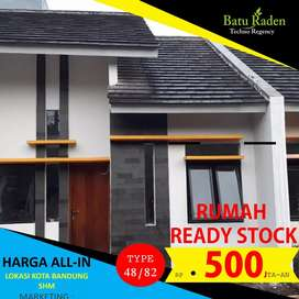Rumah Siap huni murah baturaden Ciwastra Buahbatu metro Riung Bandung