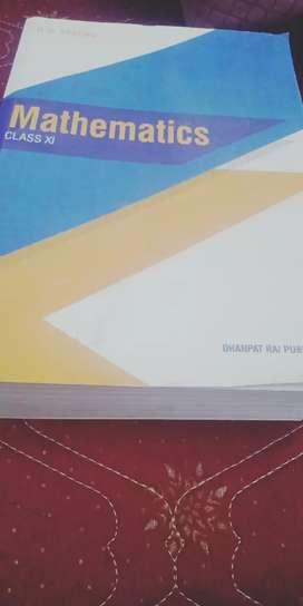 Mathematics RD Sharma Class11th. Untouched book