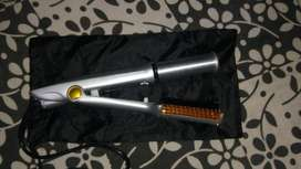 Black And Gray Hair Curler