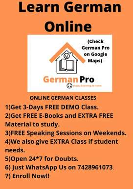Learn German with German Pro