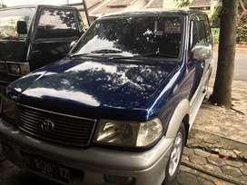 Kijang Krista Diesel Manual 2000