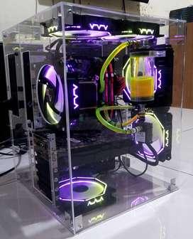 PC Gaming intel i5 9400F + GTX 1070 lebih kencang dari i7 kabylake NEW